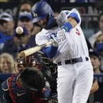 Chris Taylor's massive triple play keeps the Dodgers alive in NLCS