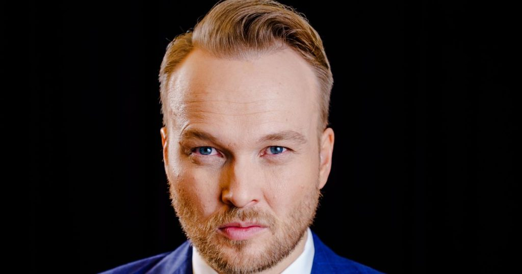 Arjen Lubach trained for The Daily Show for a new show    stars