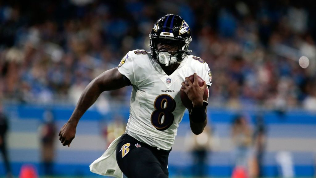 Baltimore Ravens' Lamar Jackson wants protection for all QBs, not just himself