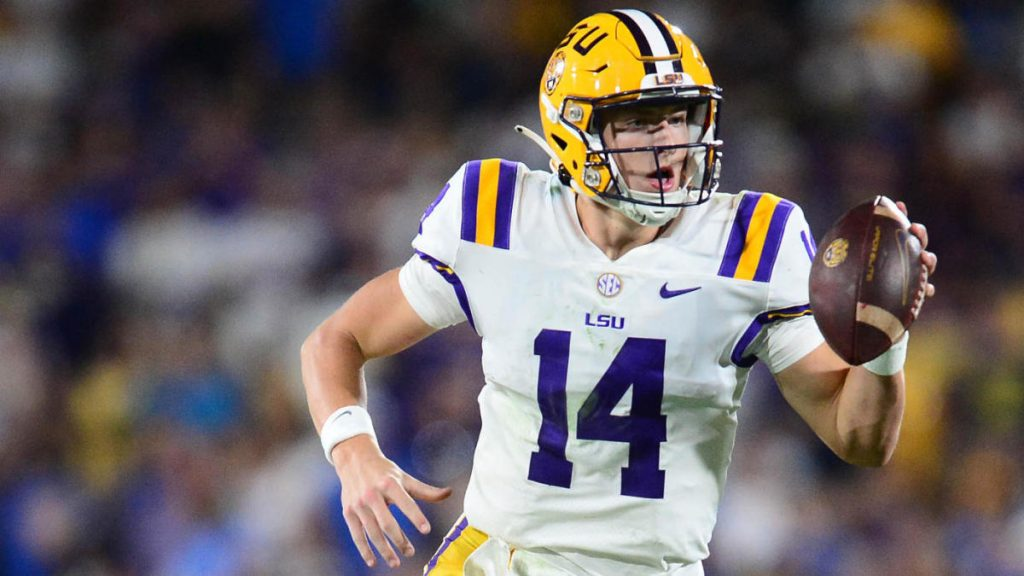 College football results, schedule, top 25 NCAA rankings, matches today: Auburn, LSU, UCLA live in action