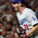 Dodgers plans for Max Scherzer, employees of NLCS