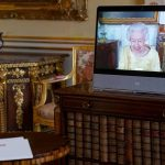 Elizabeth needs to rest, the palace shares pictures of the smiling Queen