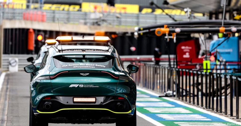 'FIA comes to US with new rule: Fold time now removed with yellow flag situation'