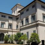For sale at 471 million euros: Roman villa with a very rare roof |  living