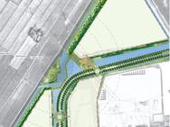 Building plans data center Groningen Westport