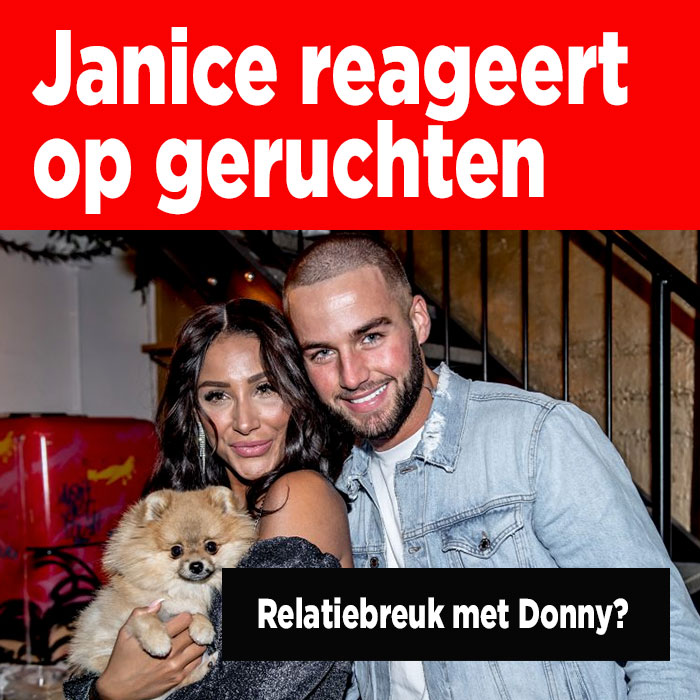 Janice responds to Donnie's breakup rumors