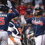 MLB World Series 2021 – Braves charge up the power, Charlie Morton breaks his leg and other big moments in first game win over the Astros
