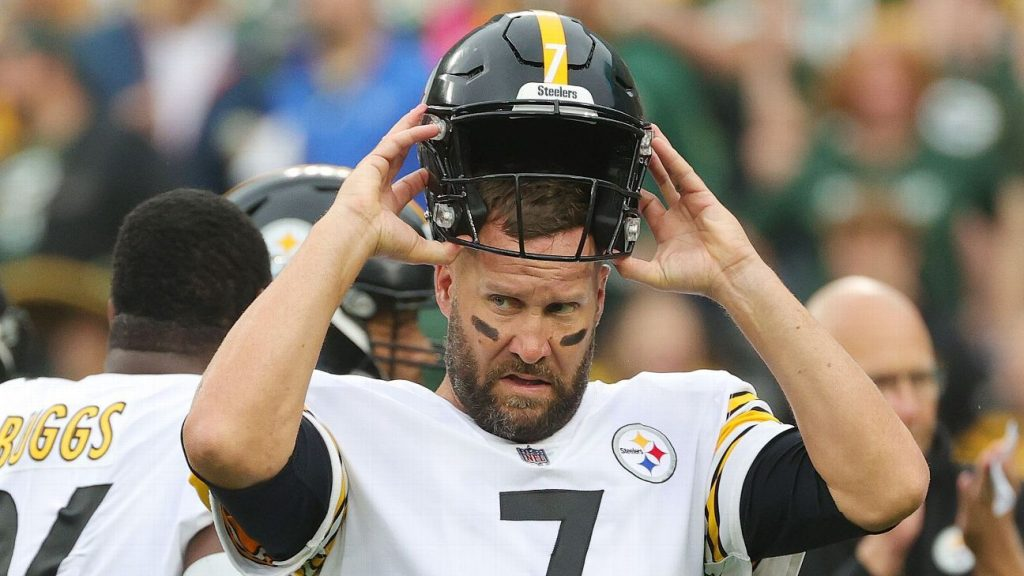 Mike Tomlin says Ben Roethlisberger is 'definitely' the best QB player to manage the Pittsburgh Steelers offensive