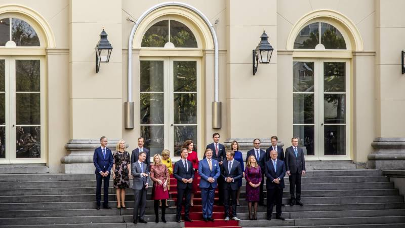 Ministers regarding formation: It will really be a different cabinet