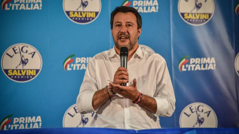 Right-wing populist Lega loses sharply in Italian local elections
