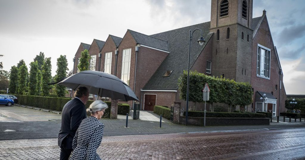 Staphorster Church steps in after 'serious illness': Fewer visitors welcome on Sunday |  interior