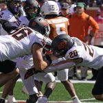 Texas score against Oklahoma State, fast food: No. 12 Cowboys ride defense in second-half to win comeback