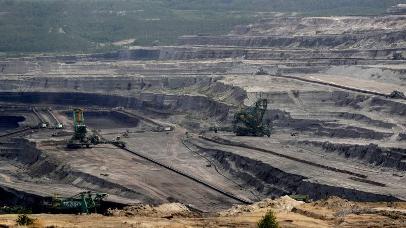 There is no agreement between Poland and the Czech Republic regarding the controversial lignite mine