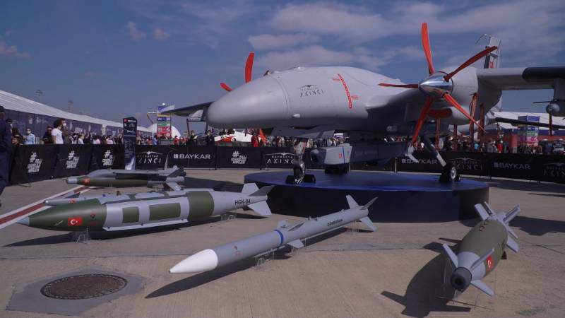 Turkey sells drones to more and more countries: 'We have the best'