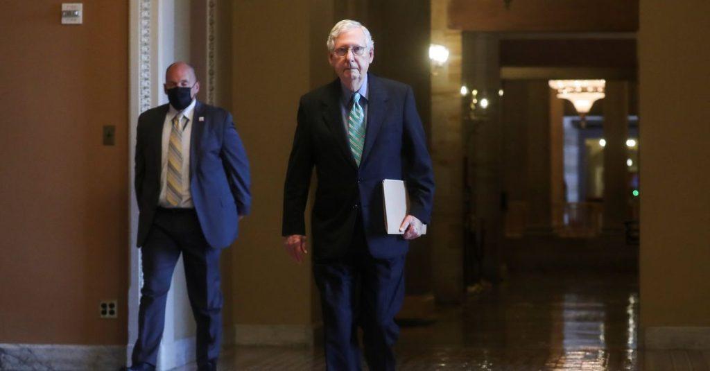 U.S. Senate leaders agree to raise debt ceiling
